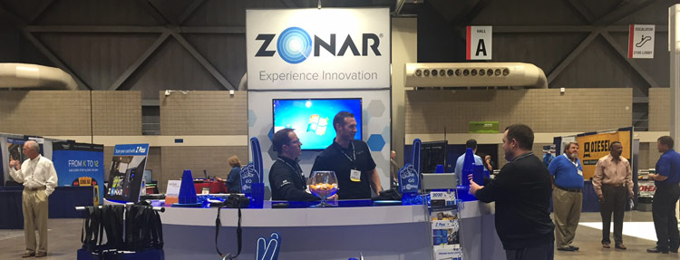 Zonar's Incredible NAPT Experience