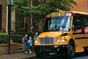 School Bus Mobility: You Either Get It Or You Are Left in the Rearview of Safety and Efficiency