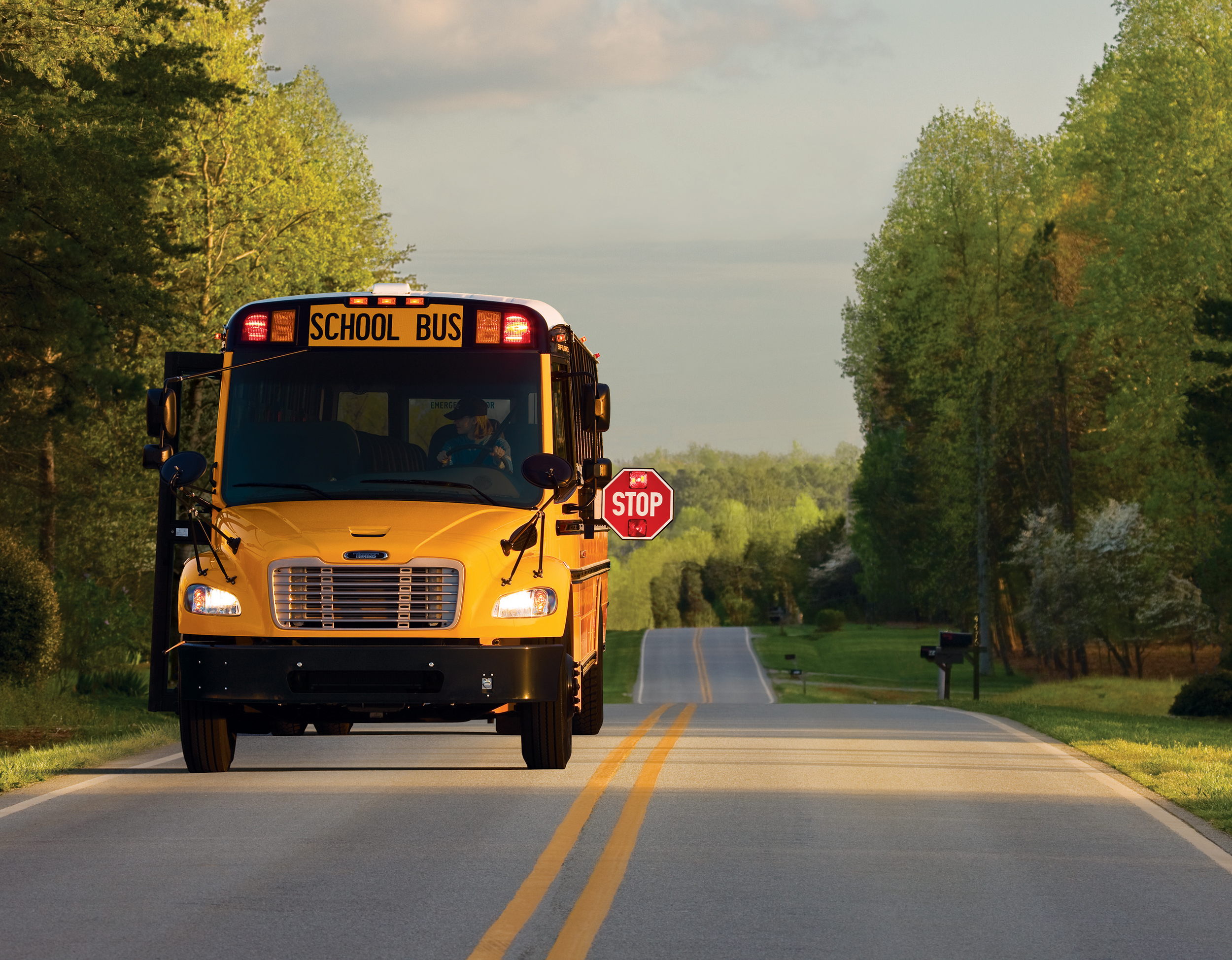 $50,000 Worth of School Bus Safety, Security, and Efficiency Technology Hardware from Zonar